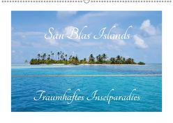 San Blas Islands – Traumhaftes Inselparadies (Wandkalender 2019 DIN A2 quer) von Woiczyk,  Maren