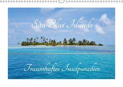 San Blas Islands – Traumhaftes Inselparadies (Wandkalender 2019 DIN A3 quer) von Woiczyk,  Maren
