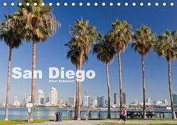 San Diego (Tischkalender 2018 DIN A5 quer) von Schickert,  Peter