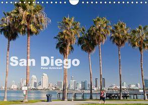 San Diego (Wandkalender 2018 DIN A4 quer) von Schickert,  Peter