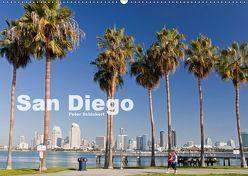 San Diego (Wandkalender 2019 DIN A2 quer) von Schickert,  Peter