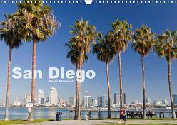 San Diego (Wandkalender 2019 DIN A3 quer) von Schickert,  Peter