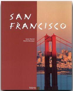 San Francisco von Braunger,  Manfred, Martini,  Rainer