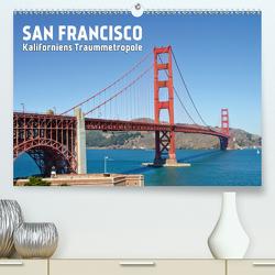SAN FRANCISCO Kaliforniens TraummetropoleCH-Version (Premium, hochwertiger DIN A2 Wandkalender 2021, Kunstdruck in Hochglanz) von Viola,  Melanie