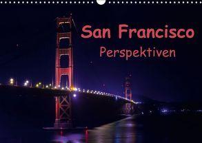 San Francisco PerspektivenCH-Version (Wandkalender 2018 DIN A3 quer) von Berlin, Schoen,  Andreas
