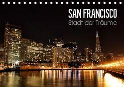 San Francisco – Stadt der Träume (Tischkalender 2019 DIN A5 quer) von Colista,  Christian