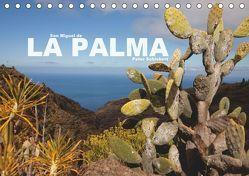 San Miguel de la Palma (Tischkalender 2019 DIN A5 quer) von Schickert,  Peter