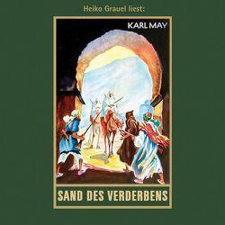 Sand des Verderbens von Grauel,  Heiko, May,  Karl