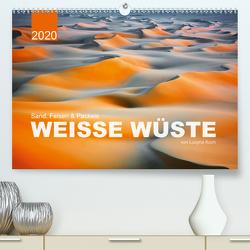 Sand, Felsen und Packeis. Weiße Wüste (Premium, hochwertiger DIN A2 Wandkalender 2020, Kunstdruck in Hochglanz) von Koch,  Lucyna