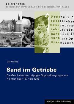 Sand im Getriebe von Franke,  Uta