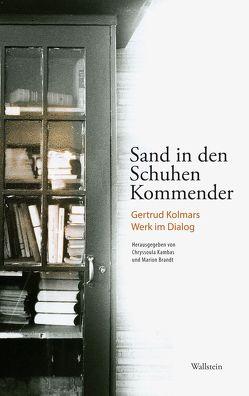 Sand in den Schuhen Kommender von Brandt,  Marion, Kambas,  Chryssoula