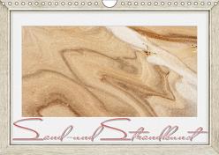 Sand- und Strandkunst (Wandkalender 2019 DIN A4 quer) von Gödecke,  Dieter