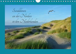 Sanddünen an der Nordsee in den Niederlanden (Wandkalender 2019 DIN A4 quer) von Evans,  Claudia
