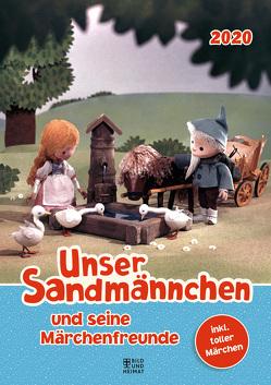 Sandmännchens Märchenfreunde 2020