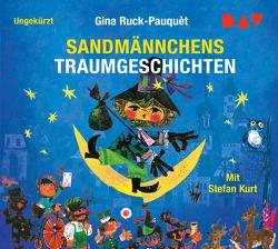Sandmännchens Traumgeschichten von Gustavus,  Frank, Kurt,  Stefan, Rettich,  Rolf, Ruck-Pauquèt,  Gina