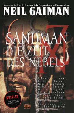 Sandman von Althoff,  Gerlinde, Dringenberg,  Mike, Ellison,  Harlan, Gaiman,  Neil, Giordano,  Dick, Jones III,  Malcolm, Jones,  Kelley, Pratt,  George J, Russell,  P. Craig, Wagner,  Matt