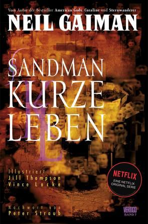 Sandman von Althoff,  Gerlinde, Gaiman,  Neil, Locke,  Vince, Straub,  Peter, Thompson,  Jill