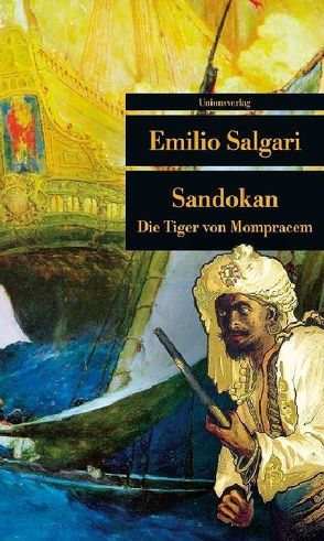 Sandokan von Lawson Lucas,  Ann, Mari,  Michele, Salgari,  Emilio, Wurm,  Jutta