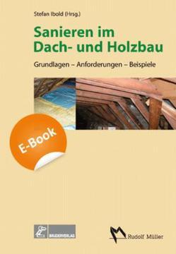 Sanieren im Dach- und Holzbau von Ibold,  Stefan