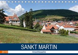 Sankt Martin – Ansichtssache (Tischkalender 2019 DIN A5 quer) von Bartruff,  Thomas