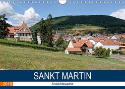 Sankt Martin – Ansichtssache (Wandkalender 2019 DIN A4 quer) von Bartruff,  Thomas