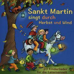 Sankt Martin singt durch Herbst und Wind von Janetzko,  Stephen