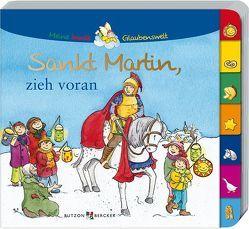 Sankt Martin, zieh voran von Cratzius,  Barbara, Leberer,  Sigrid