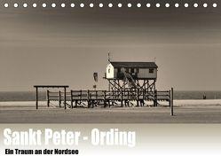 Sankt Peter-Ording. Ein Traum an der Nordsee (Tischkalender 2018 DIN A5 quer) von Wulf,  Guido