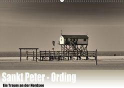 Sankt Peter-Ording. Ein Traum an der Nordsee (Wandkalender 2018 DIN A2 quer) von Wulf,  Guido