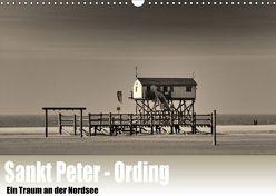 Sankt Peter-Ording. Ein Traum an der Nordsee (Wandkalender 2019 DIN A3 quer) von Wulf,  Guido