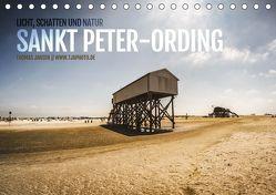 Sankt Peter-Ording. Licht, Schatten und Natur (Tischkalender 2019 DIN A5 quer) von Jansen,  Thomas