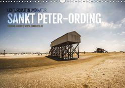 Sankt Peter-Ording. Licht, Schatten und Natur (Wandkalender 2018 DIN A3 quer) von Jansen,  Thomas