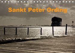 Sankt Peter Ording (Tischkalender 2019 DIN A5 quer) von Peitz,  Martin