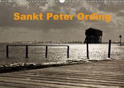 Sankt Peter Ording (Wandkalender 2018 DIN A3 quer) von Peitz,  Martin