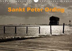 Sankt Peter Ording (Wandkalender 2019 DIN A4 quer) von Peitz,  Martin
