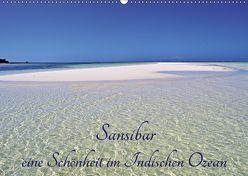 Sansibar, eine Schönheit im Indischen Ozean (Wandkalender 2019 DIN A2 quer) von Schroeder,  Thomas