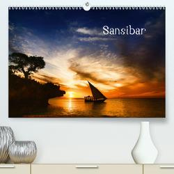 Sansibar (Premium, hochwertiger DIN A2 Wandkalender 2021, Kunstdruck in Hochglanz) von Thomas Deter,  ©