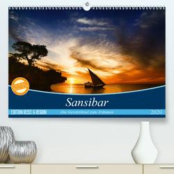 Sansibar (Premium, hochwertiger DIN A2 Wandkalender 2020, Kunstdruck in Hochglanz) von Thomas Deter,  ©