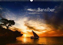 Sansibar (Wandkalender 2018 DIN A3 quer) von Thomas Deter,  ©