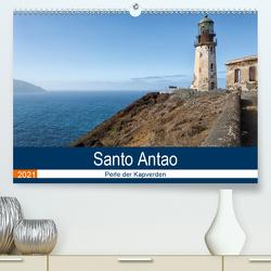 Santo Antao, Perle der Kapverden (Premium, hochwertiger DIN A2 Wandkalender 2021, Kunstdruck in Hochglanz) von Klesse,  Andreas