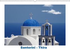 Santorini – Thira (Wandkalender 2019 DIN A3 quer) von Huschka,  Klaus-Peter