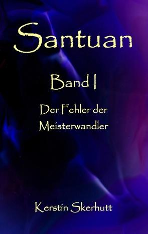 Santuan Band I von Skerhutt,  Kerstin