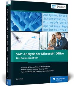 SAP Analysis for Microsoft Office von Reis,  Denis