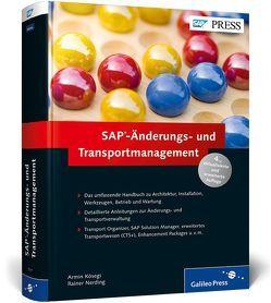 SAP-Änderungs- und Transportmanagement von Kösegi,  Armin, Nerding,  Rainer