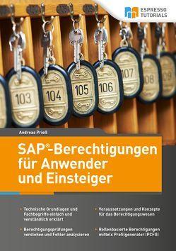 SAP-Berechtigungen für Anwender und Einsteiger von Prieß,  Andreas