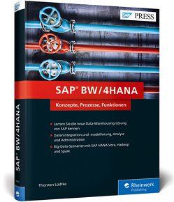 SAP BW/4HANA von Lüdtke,  Thorsten