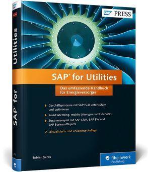 SAP for Utilities von Zierau,  Tobias