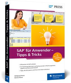 SAP für Anwender – Tipps & Tricks von Fitznar,  Dennis, Fitznar,  Wolfgang