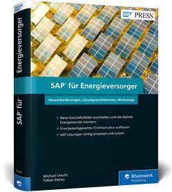 SAP für Energieversorger von Utecht,  Michael, Zierau,  Tobias