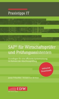 SAP für Wirtschaftsprüfer und Prüfungsassistenten von Tritschler,  Jonas, von Britton,  Ariane
